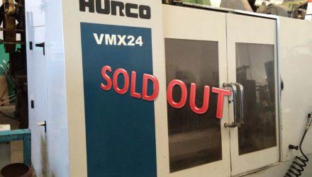 Centro verticale HURCO mod. VMX24 usato