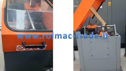 Intestatrici ad angolo variabile elevata capacità di fresatura Tekna TK 641