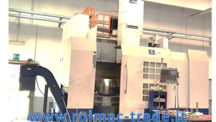 Tornio verticale HONOR SEIKI VL125 CM usato
